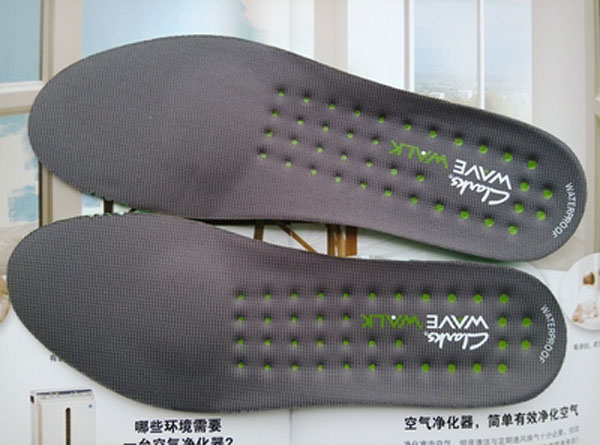 67ab4554ea5a3 Ortholite Breathable Insole for Leather Shoes Sports Shoes