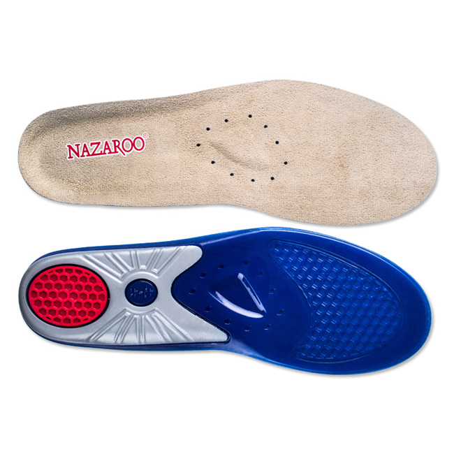 Non-slip Cushioning Silicone Insole for
