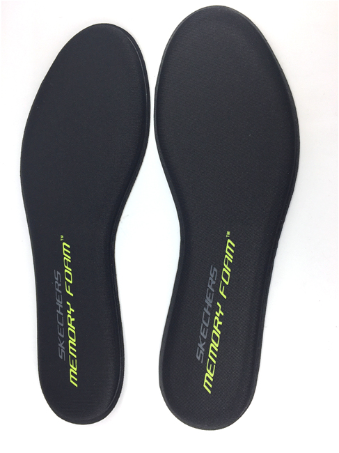 Replacement SKECHERS Memory Foam Flat Insoles GK 12152