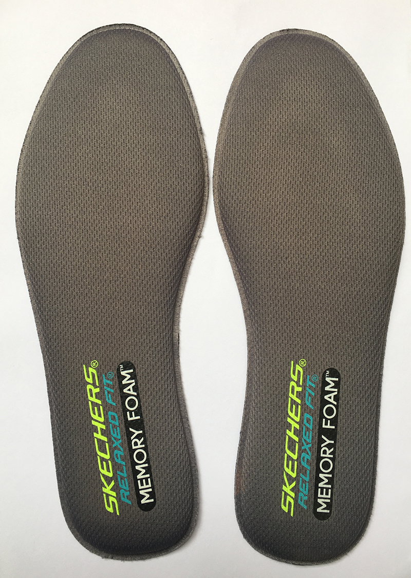 skechers memory foam insoles replacement